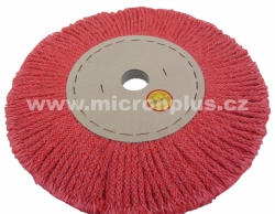 Sisal cord 400x50x45 - impregnation red hard H5E