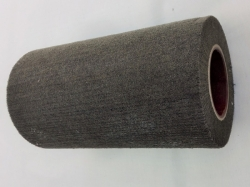 Lamellar disc 200x350-100 S180 (FN) Non-woven with hole