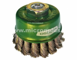 Osborn pot brush, D65 with screw-thread M14x2,0